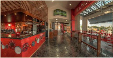 Tour Restaurante Segafredo