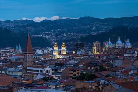 Gigapixel Cuenca