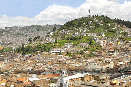 Gigapixel Quito