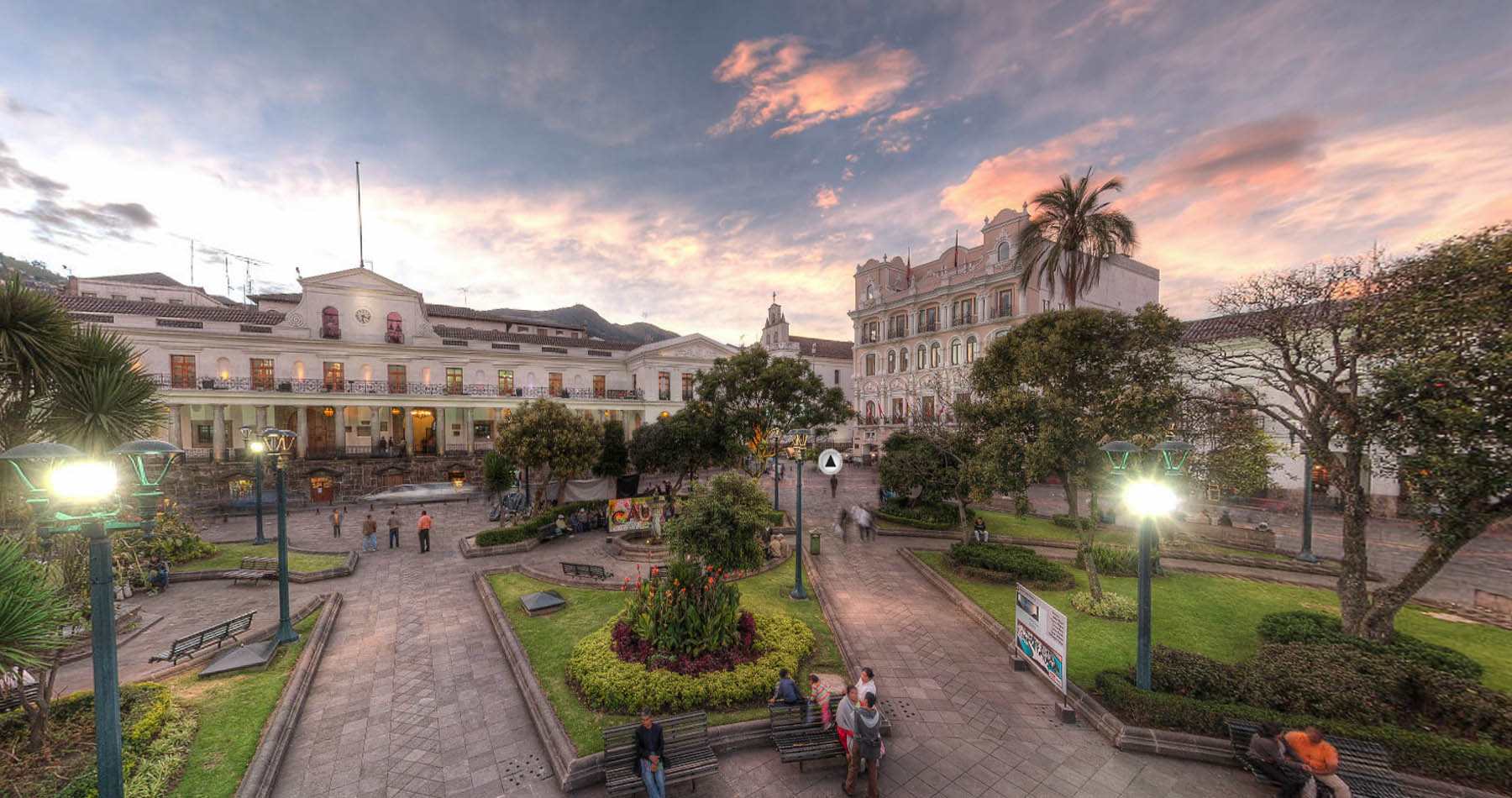 Tour virtual Quito - Ecuador