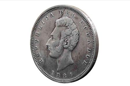 Moneda mas antigua del Ecuador