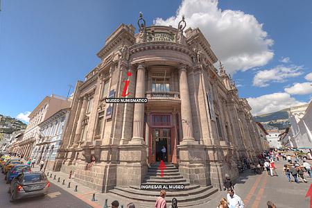 Museo Numismatico del Banco Central del Ecuador