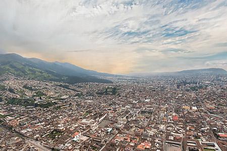 Obras Municipio de Quito
