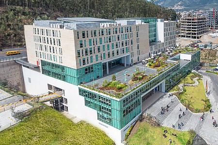 UDLA ( Universidad de las Americas)