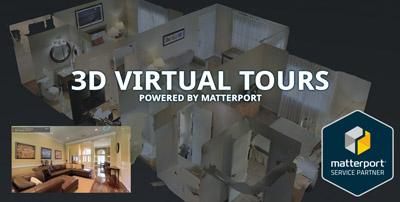 Tours Virtuales 3D Matterport
