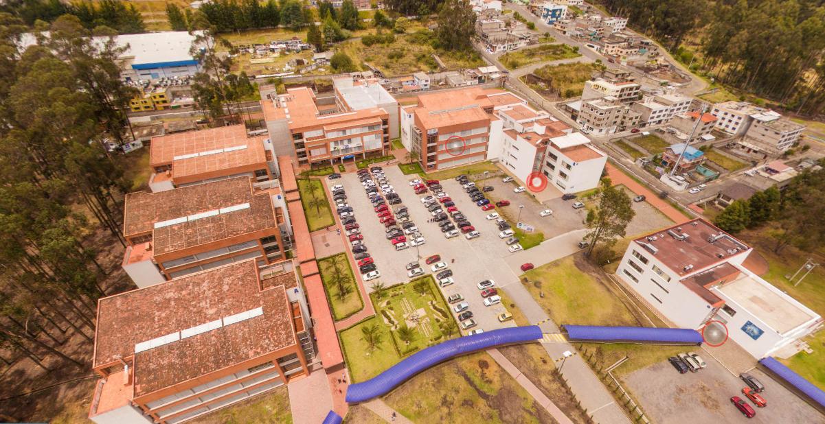 Universidad Tecnológica Equinoccial UTE