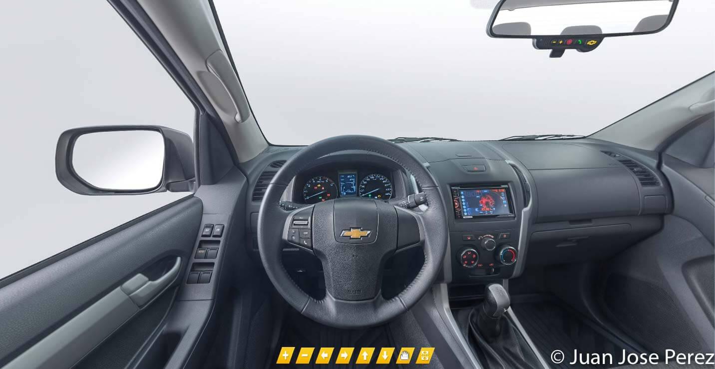 Interior Vehículo 360